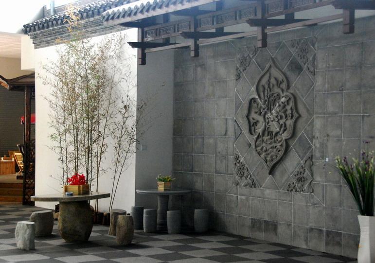 江苏传统青砖别墅